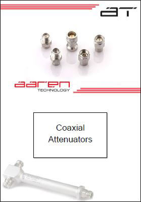 Attenuator Catalogue