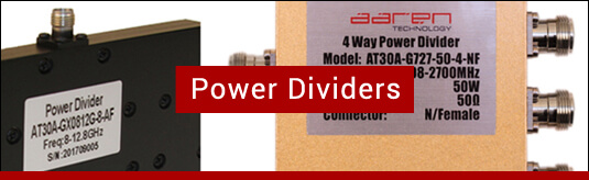 Power Dividers