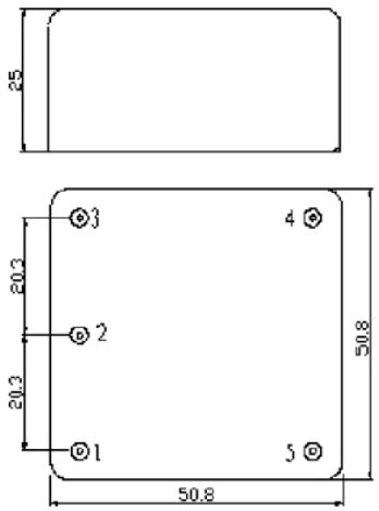 Low Noise Rubidium Oscillator Module