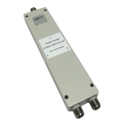 Power Divider, 2 Way, SMA Female, 1-18GHz