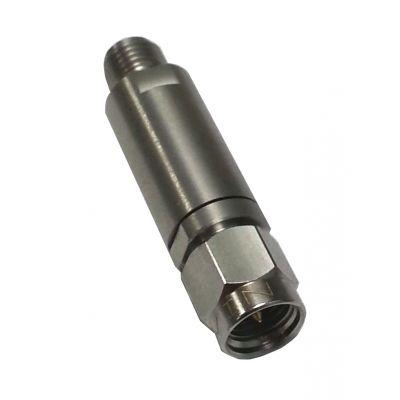 DC Block Inner, 3.5mm Male to 3.5mm Female, 30MHz-26.5GHz, 50V, 50Ω
