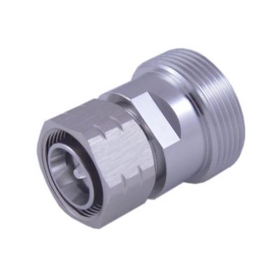 Adapter Low PIM 7/16 (DIN) Female to 4.3/10 (Mini DIN) Male 6GHz, 50Ω
