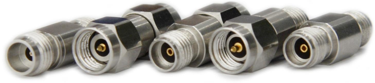 Aaren RF Connectors and Adaptors